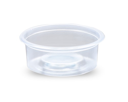 Transparent Appetizer Containers (118-350)