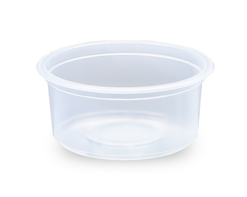 Transparent Appetizer Containers (118-400)