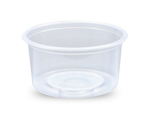 Transparent Appetizer Containers (160-1000)